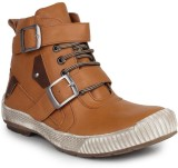 Digni MONK STRAP BOOT Boots (Tan)
