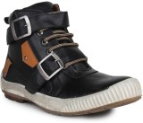 Digni MONK STRAP BOOT Boots (Black)