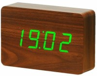 SAM Digital Multi-colour Clock