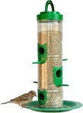 amijivdaya Window Bird Feeder Bird Feede...