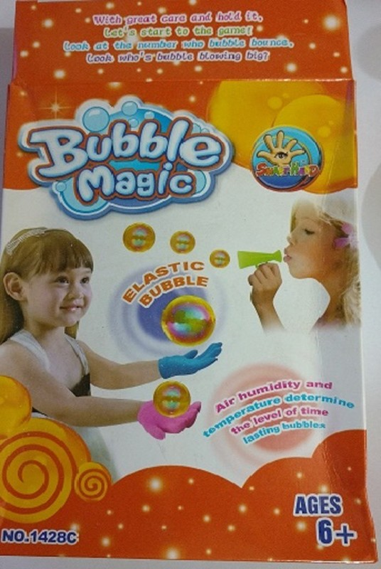 A No Bubble Machine Liquid(50 ml)