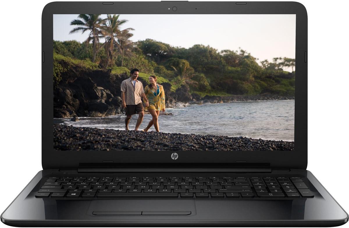 View HP U Series Core i3 6th Gen - (4 GB/1 TB HDD/1 TB SSD/DOS/2 GB Graphics) 15-ay514tx Notebook(15.6 inch, Black) Laptop