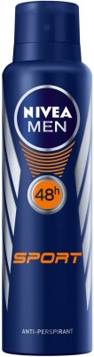 Nivea Sport Deodorant Spray - For Men(150 ml)