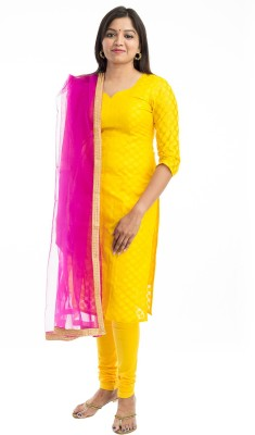 Lodestone Net Solid Women's Dupatta at flipkart