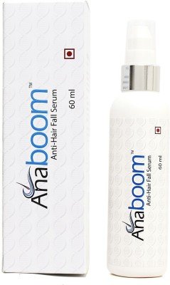 Anaboom Anti-Hair Fall Serum, 60ml(60 ml) at flipkart