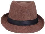Tahiro Hat (Brown, Pack of 1)