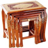 Khan Handicrafts k23 Hospital Food Stool...