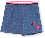Barbie Short For Girls Casual Embriodere...