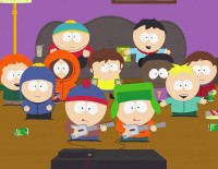 TV Show South Park Eric Cartman Kenny McCormick Stan Marsh Kyle Broflovski Butters Craig Tucker Token Black Jimmy Valmer HD Wall Poster Paper Print
