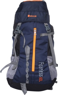 Impulse Fearless Rucksack - 60 L(Blue)