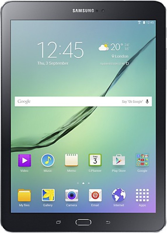 Samsung Galaxy Tab S2 32 GB 9.7 inch with Wi-Fi+4G(Black)
