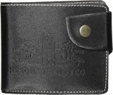 Assashion Boys Black Tyvek Wallet (2 Car...