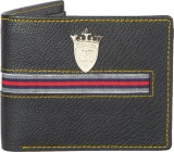 Styler King Men Black Artificial Leather...