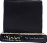 Ruff Boys Black Genuine Leather Wallet (...