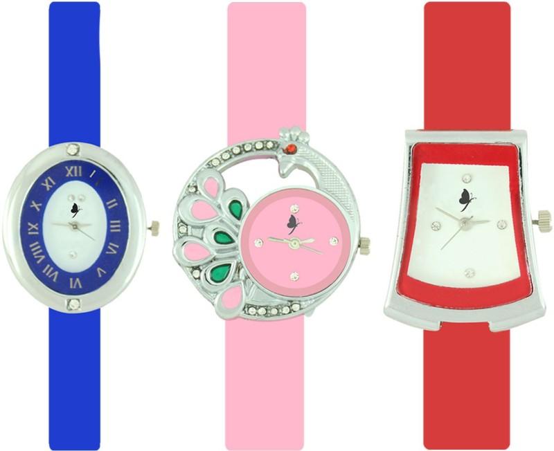 Ecbatic Ecbatic Watch Designer Analog Watch For Woman EC 1136 Ana