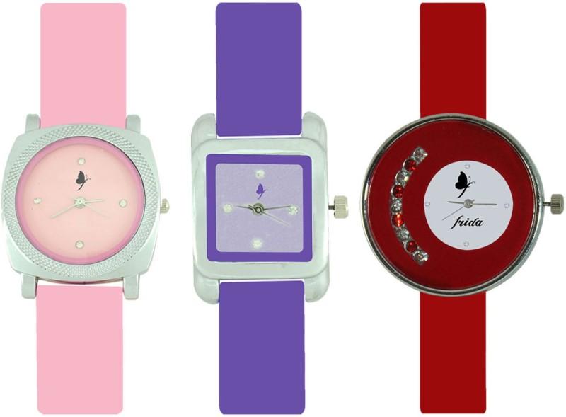 Ecbatic Ecbatic Watch Designer Analog Watch For Woman EC 1161 Ana