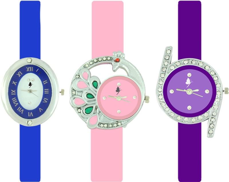 Ecbatic Ecbatic Watch Designer Analog Watch For Woman EC 1135 Ana