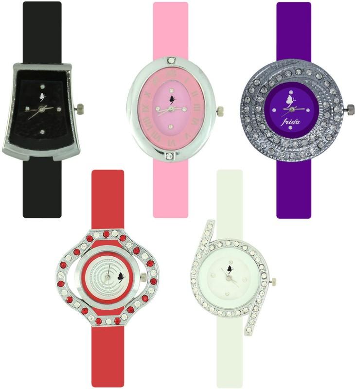 Ecbatic Ecbatic Watch Designer Analog Watch For Woman EC 1235 Ana