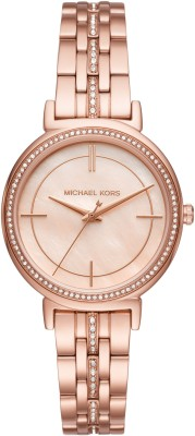 Michael Kors MK3643 Analog Watch - For Women