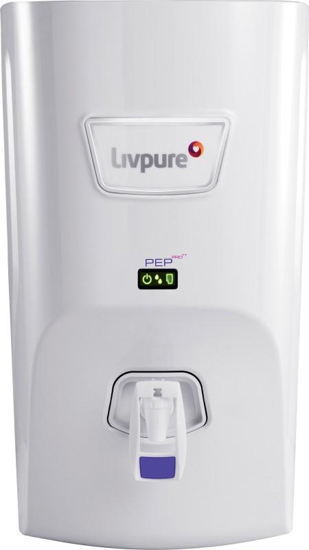 Livpure Pep Pro++ 7 L RO + UV +UF Water...