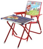 Shopimoz Solid Wood Activity Table (Fini...