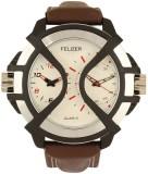 Felizer FTBrown Analog Watch  - For Men