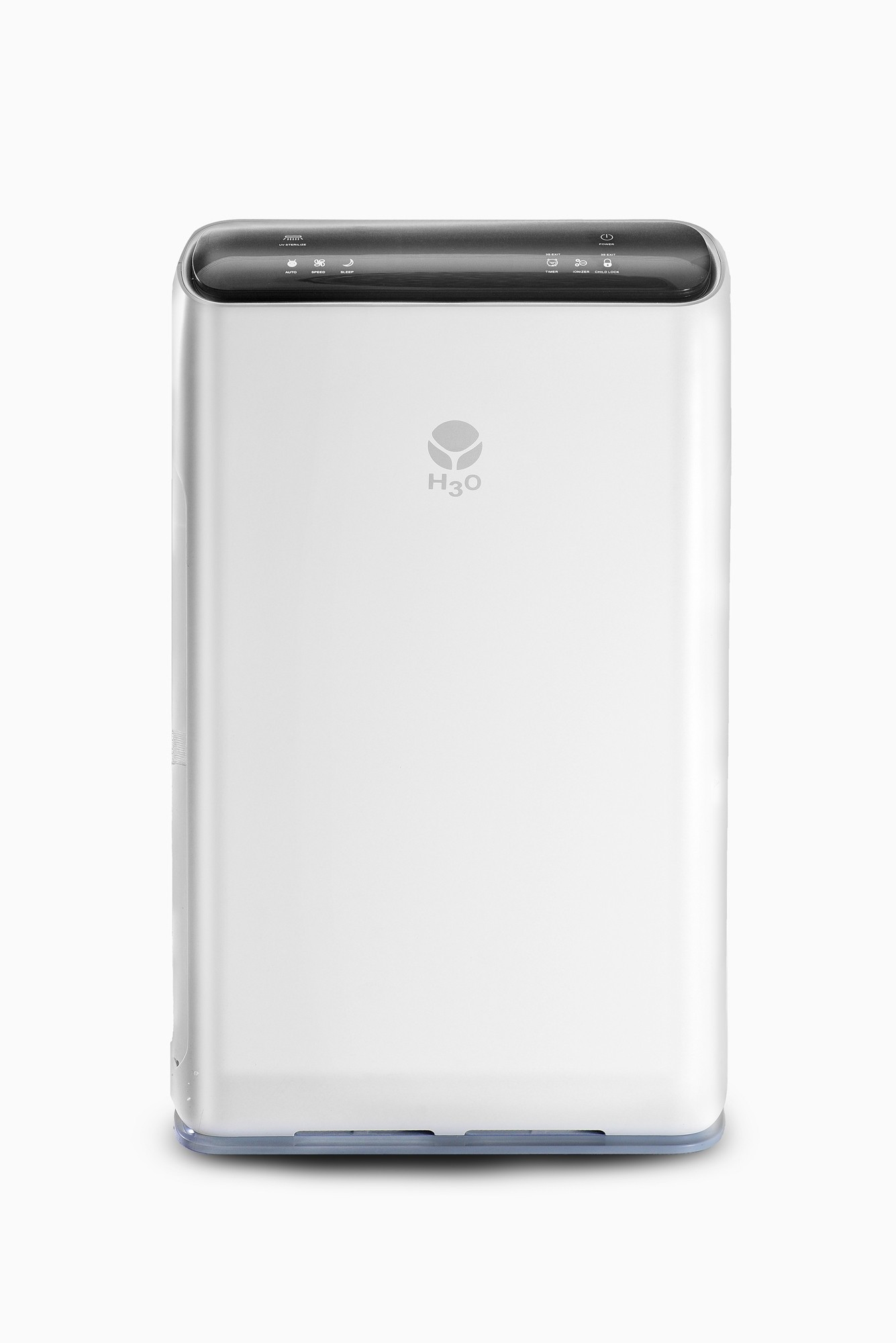 View H3O VE2 80Watt- 7 Stage Purification Portable Room Air Purifier(Black, White) Home Appliances Price Online(H3O)