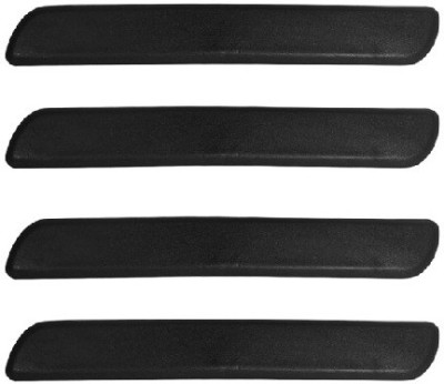A2D Plastic Car Bumper Guard(Black, Pack of 4, Maruti, WagonR)
