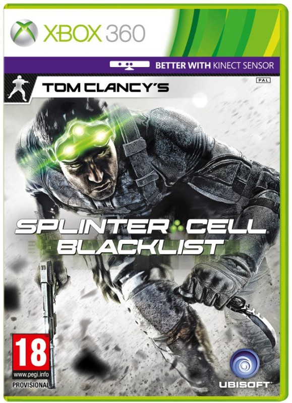 Tom Clancy's Splinter Cell: Blacklist(Digital Code Only - for Xbox 360)