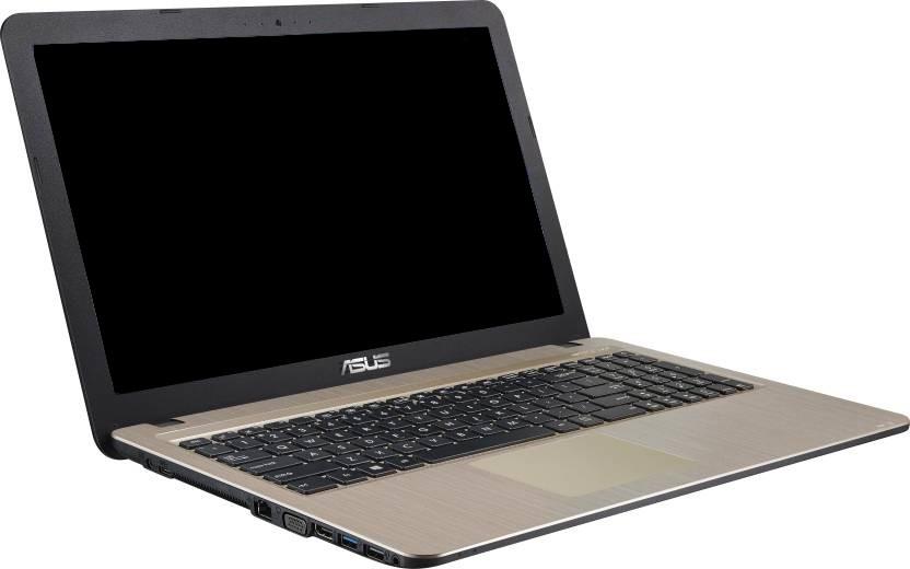 View Asus X Series APU Quad Core E2 - (4 GB/1 TB HDD/DOS) X540YA-XO290D Notebook(15.6 inch, Black, 2 kg) Laptop