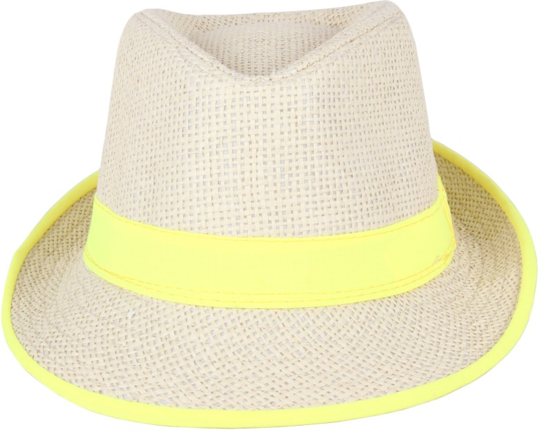 Sushito Fedora Hat(Multicolor, Pack of 1)