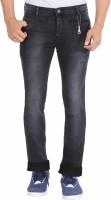 Rick Rogue Jeans (Men's) - RICK ROGUE Slim Men's Black Jeans