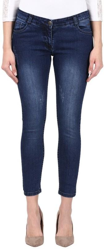 Park Avenue Regular Women's Blue Jeans