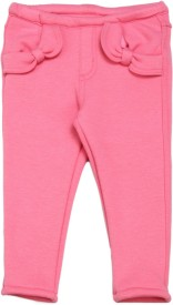 Mothercare Legging For Girls(Pink Pack of 1)