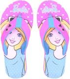 Barbie Girls Slip On Slipper Flip Flop (...