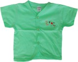 Ahad Top For Baby Girl's Cotton Top (Gre...
