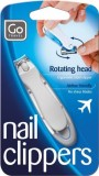 Go Travel Airline Friendly Rotating Head...