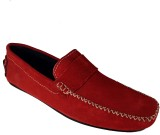 La Repute Loafers (Red)