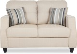 Urban Living Albans Solid Wood 2 Seater ...