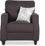 Urban Living Albans Solid Wood 1 Seater ...