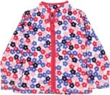 Mothercare Full Sleeve Printed Girls Swe...