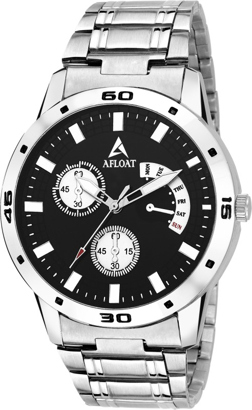 AFLOAT AFL 1044 CHRONOGRAPH PATTERN Analog Watch For Men