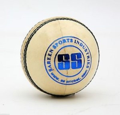 SS League Special Alum Tanned Cricket Ball - Size: NA, Diameter: 2.5 cm(Pack of 12, Beige)