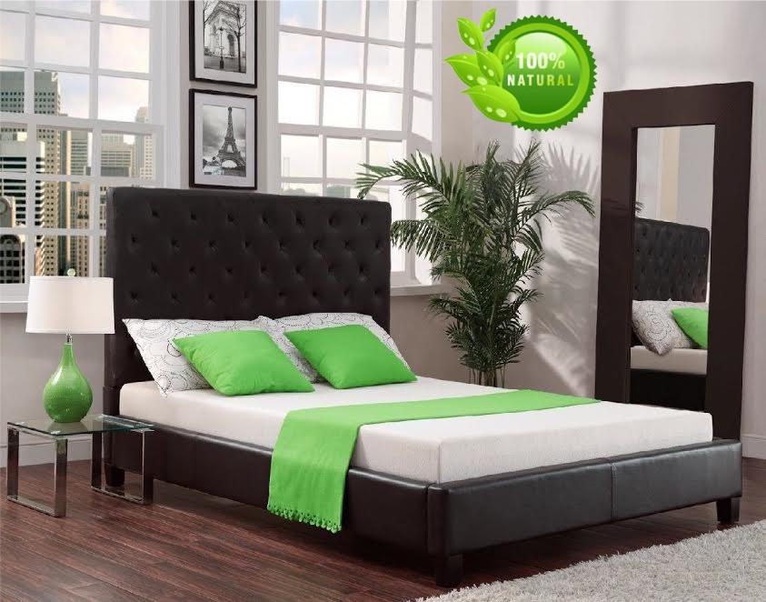 View DREAMZEE Natural Latex 5 inch Single Latex Foam Mattress(Dunlop Latex) Furniture (Dreamzee)
