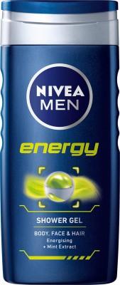Nivea Energy Shower Gel(250 ml, Pack of 1)