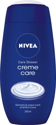 Nivea Creme Care Shower(250 ml, Pack of 1)