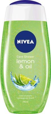 Nivea Care Shower Lemon and Oil(250 ml, Pack of 1)