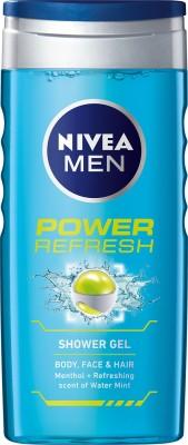 Nivea Power Refresh Shower Gel(250 ml)