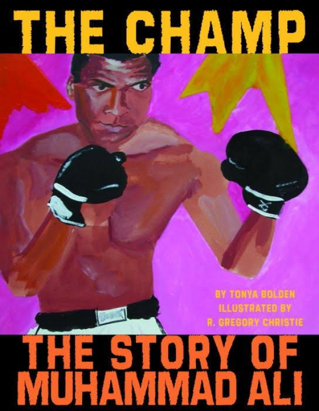 The Champ(English, Paperback, Tonya Bolden)
