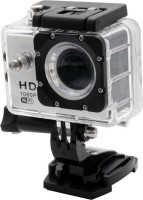 Mezire Maddcell HD Action Adventure Camera 130 degree Wide angle lens Sports & Action Camera(Black)